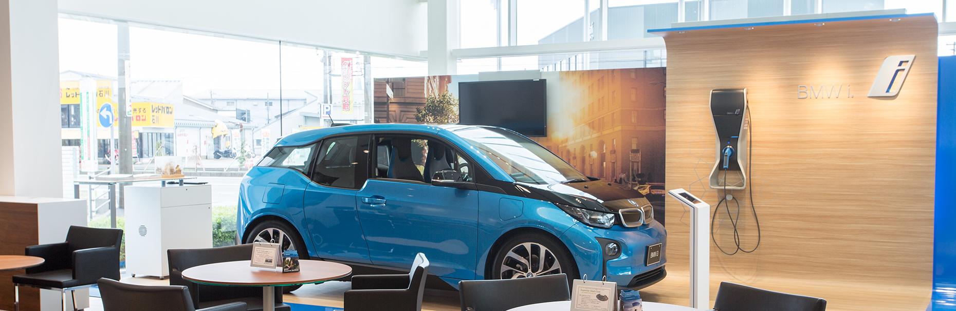 BMW 輸入車販売